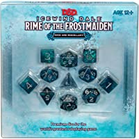 Icewind Dale: Rime of the Frostmaiden Dice and Miscellany (D&D Accessory)