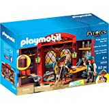 PLAYMOBIL Pirate Hideout Play Box Playset