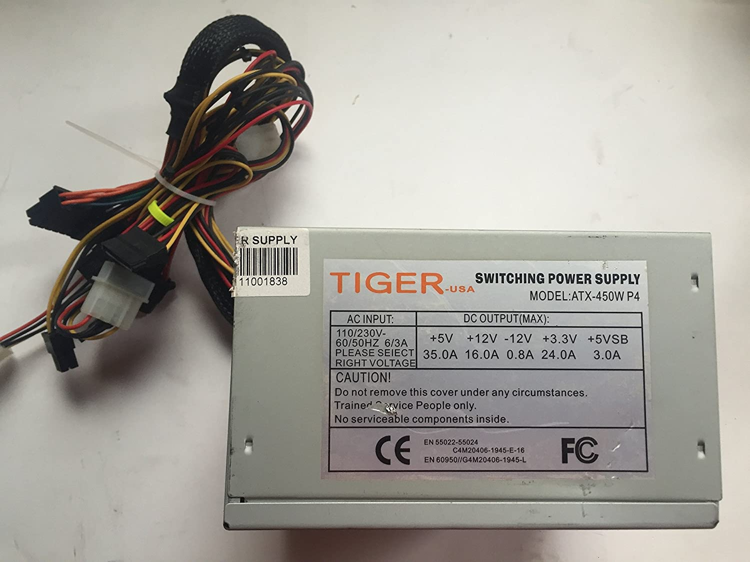 Awesome Atx 450w Power Supply Image Collection - Electrical and ...