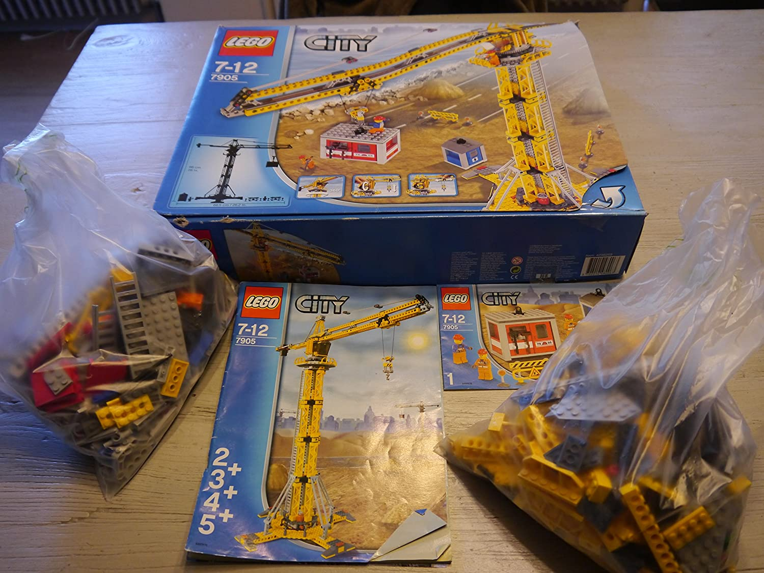 LEGO City Building Crane
