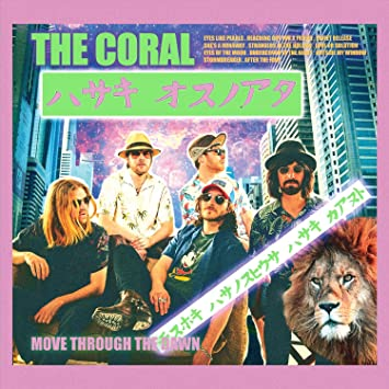 Image result for the coral move through the dawn