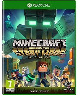 Amazon Com Minecraft Story Mode Season 2 Xbox One Standard