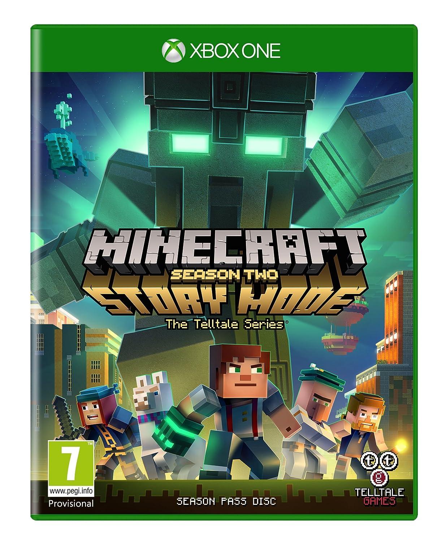 Minecraft Story Mode - Season 9 Pass Disc (Xbox One)