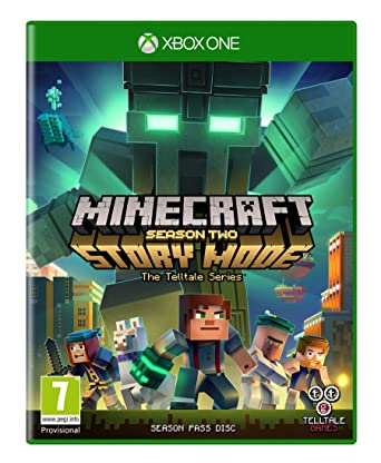 Minecraft Story Mode , Season 2