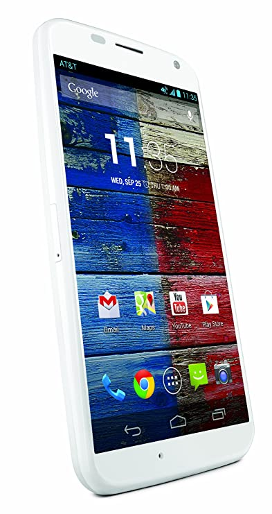 Amazon.com: Motorola Moto X – 1st generation, 16 GB at & T ...