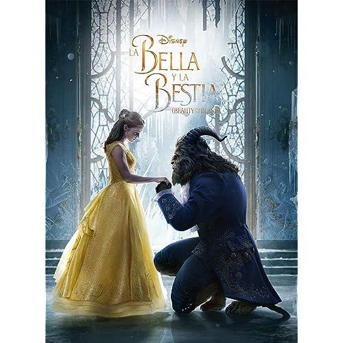 La Bella y la Bestia. El libro de la película (Disney. La Bella