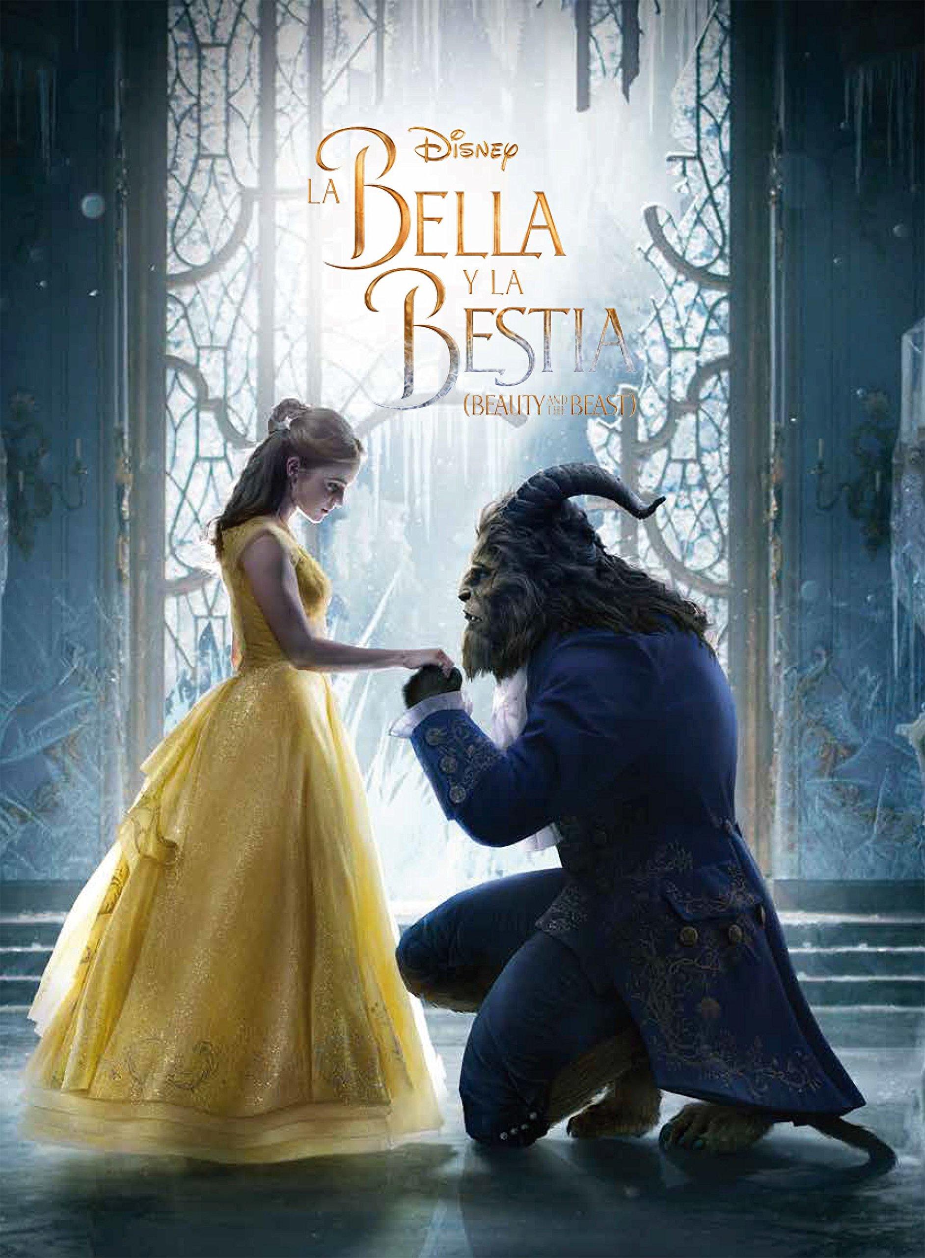 La Bella Y La Bestia El Libro De La Película Disney La Bella Y La Bestia Spanish Edition Disney Editorial Planeta S A 9788499518855 Books