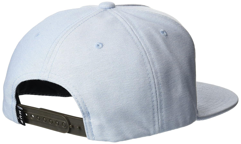 Casquette Snapback Triple Triangle bleu HUF - Ajustable  Amazon.fr   Vêtements et accessoires f604899c376