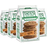 Tate's Bake Shop Thin Crispy Cookies 7 Oz 4 Count, Gluten Free Ginger Zinger, 28 Ounce
