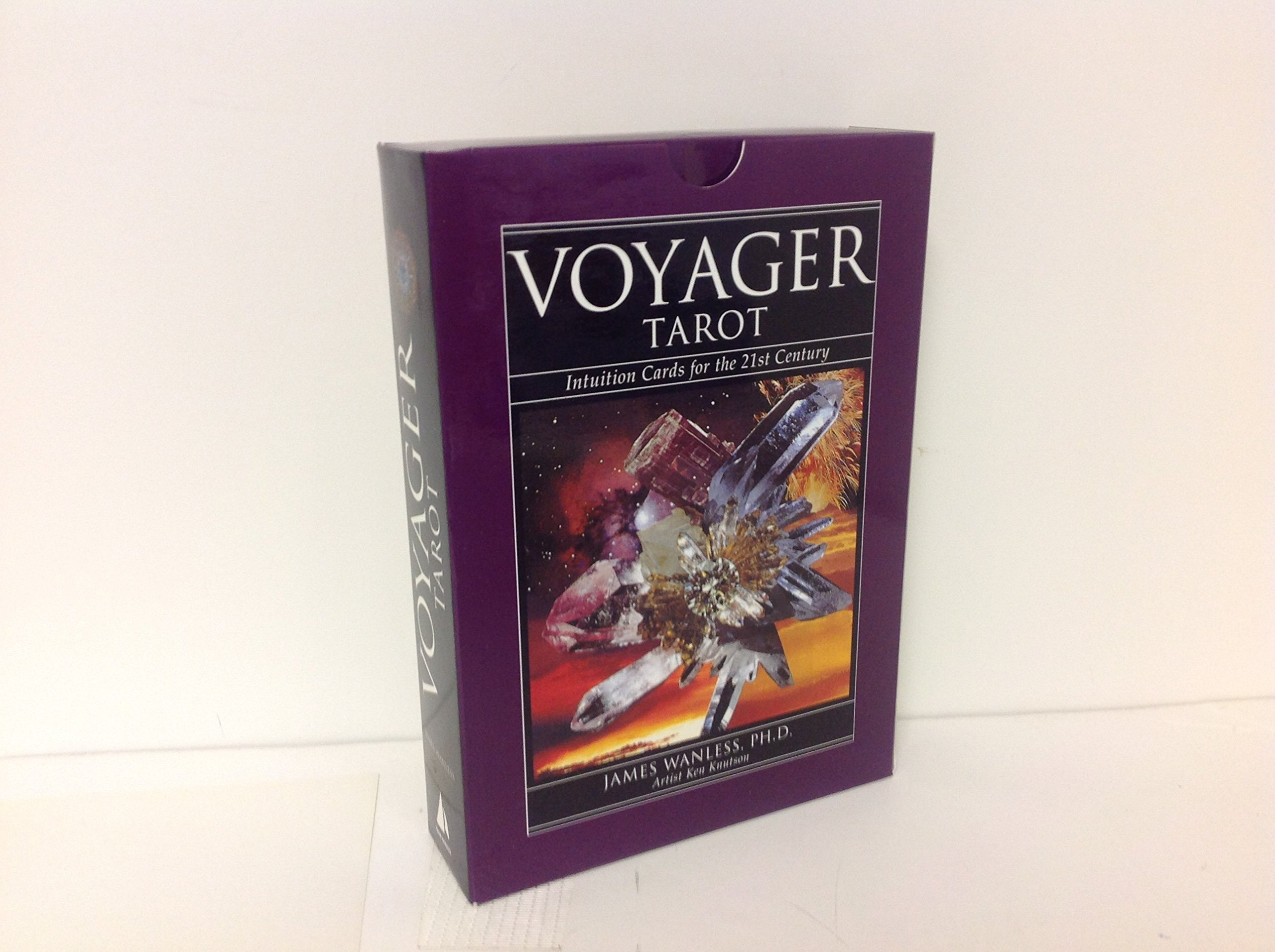 Voyager Tarot Kit: Intuition Cards for the 21st Century pdf