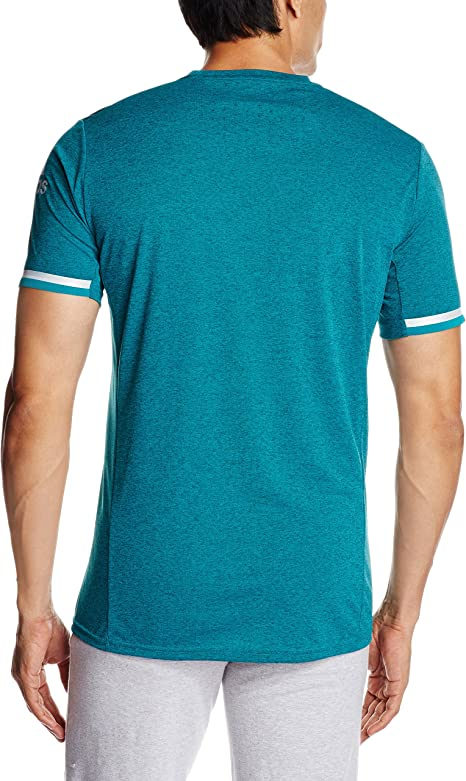 Respectivamente Materialismo bostezando  adidas Men's SN CLMCH M T-Shirt, Small, Green/Cheqgr: Amazon.co.uk: Clothing