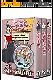 The Georgie B. Goode Vintage Trailer Mystery Series Boxed Set (Books 1-3) (Georgie B. Goode Gypsy Caravan Cozy Mystery)