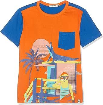 Billybandit tee-Shirt Camiseta para Niños