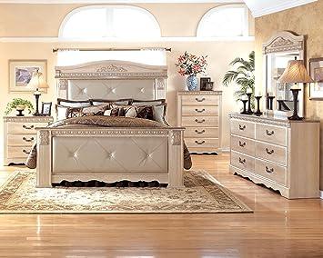 Lovely Silverglade Mansion Bedroom Set Design Ideas