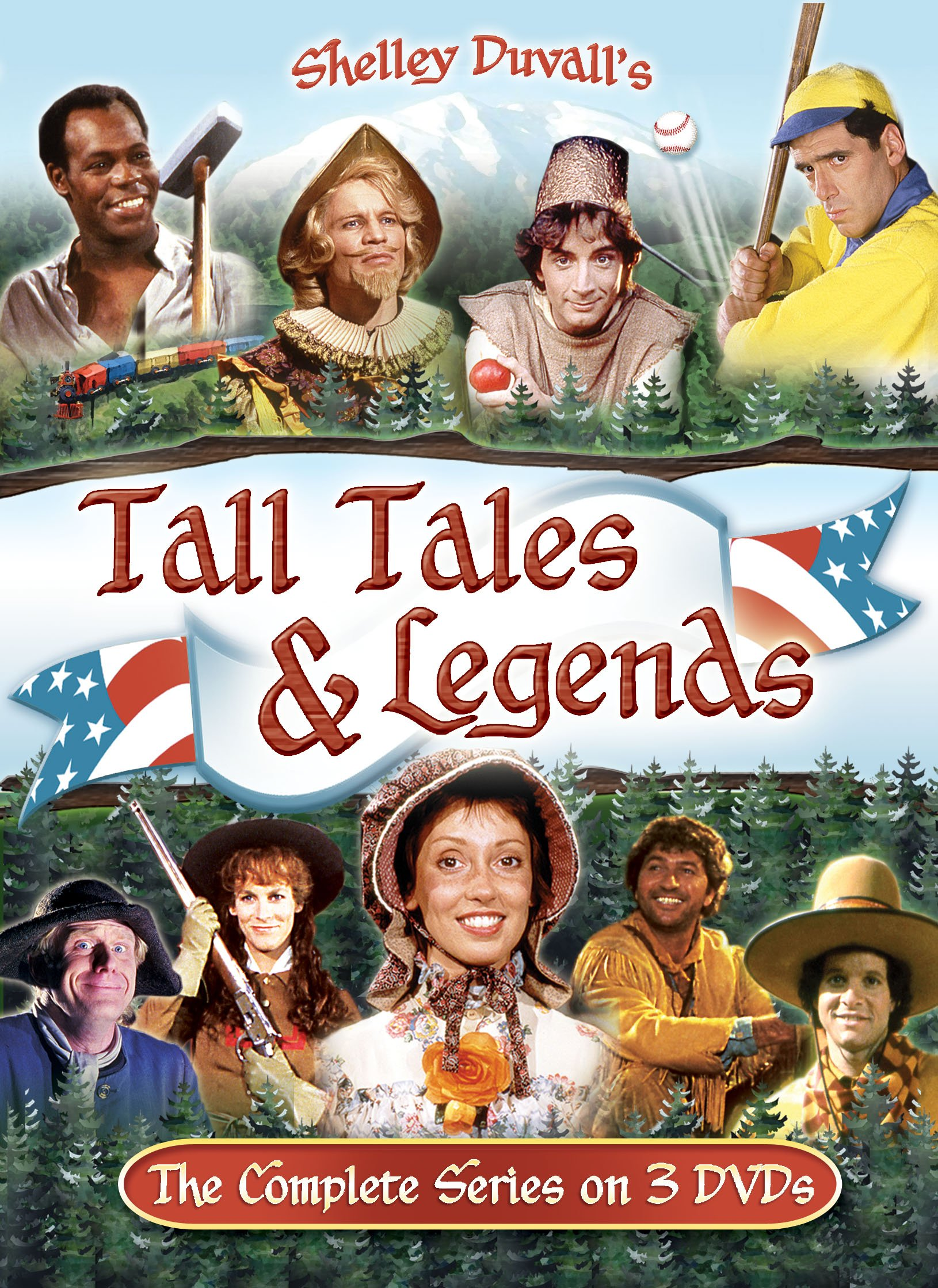 Tall Tales & Legends - Complete Series