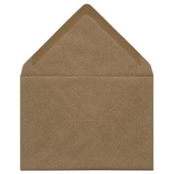 Enveloppes C5 Kraft Arm 100 G M Pour Cartes De Voeux Format A5