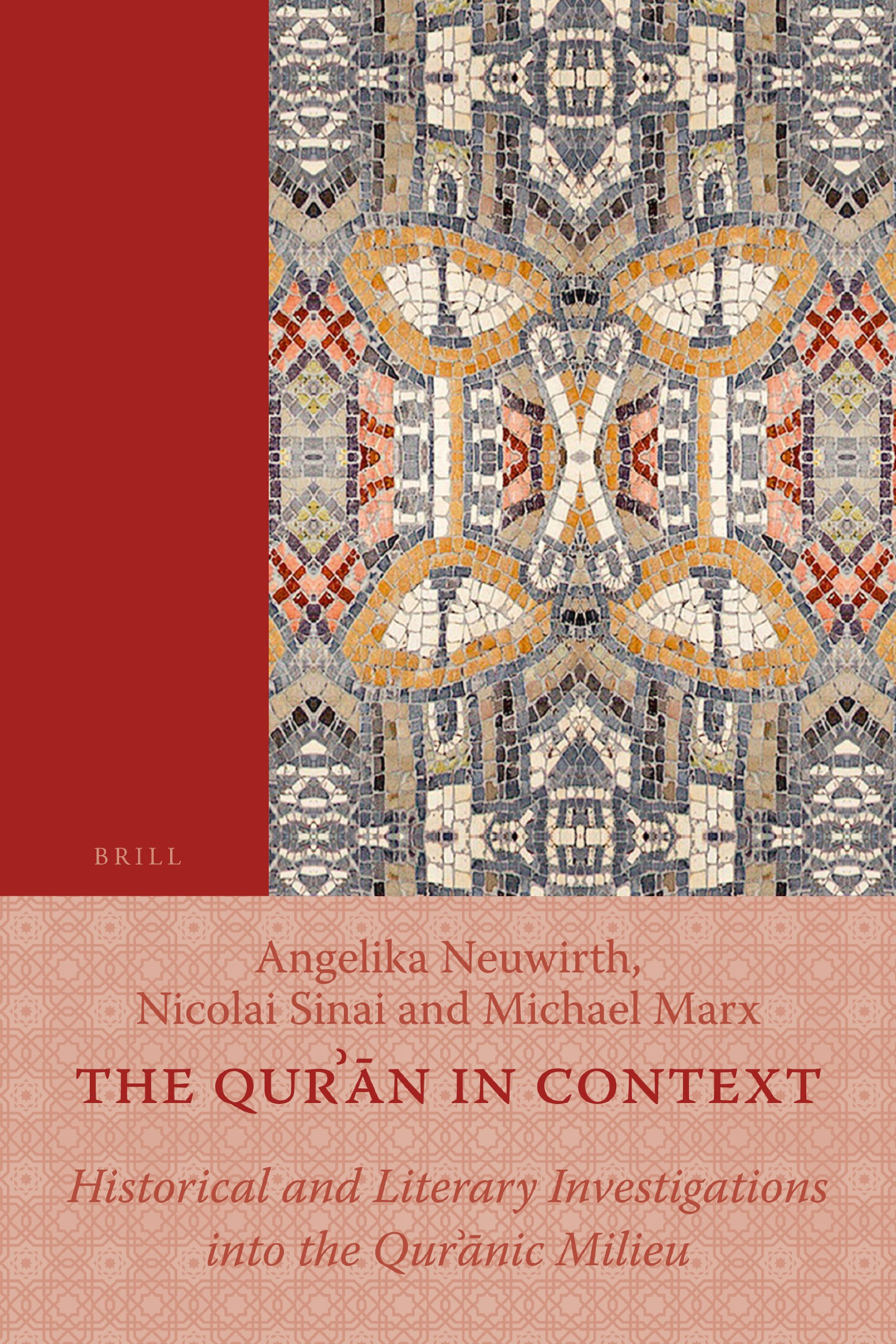 Read Online The Quran in Context (Texts and Studies on the Qur'an) pdf epub