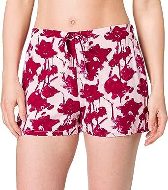 Calvin Klein Sleep Short Pantaln de Pijama para Mujer