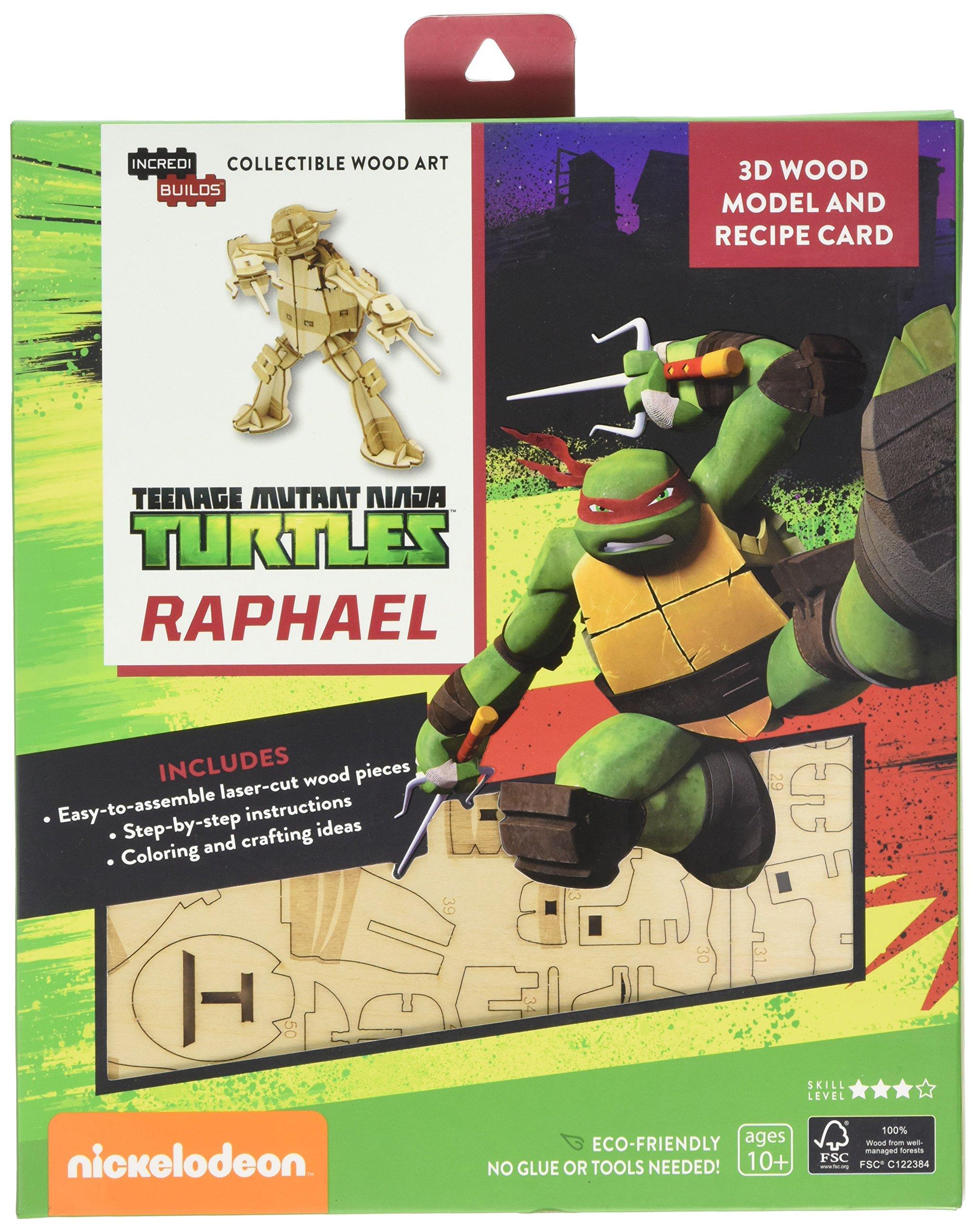 Amazon.com: IncrediBuilds: Teenage Mutant Ninja Turtles ...