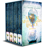 The Magical Matchmaker's Legacy Books 1-4: A Collection of Sweet, Scottish Time Travel Romances (The Magical Matchmaker's Legacy Collections)