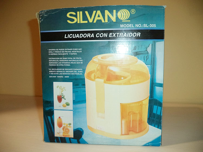 Licuadora de frutas. Potencia: 300 W.. Alimentación: 220/240 V ...