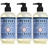 Mrs. Meyer´s Clean Day Hand Soap, Bluebell, 12.5 fl oz, 3 ct