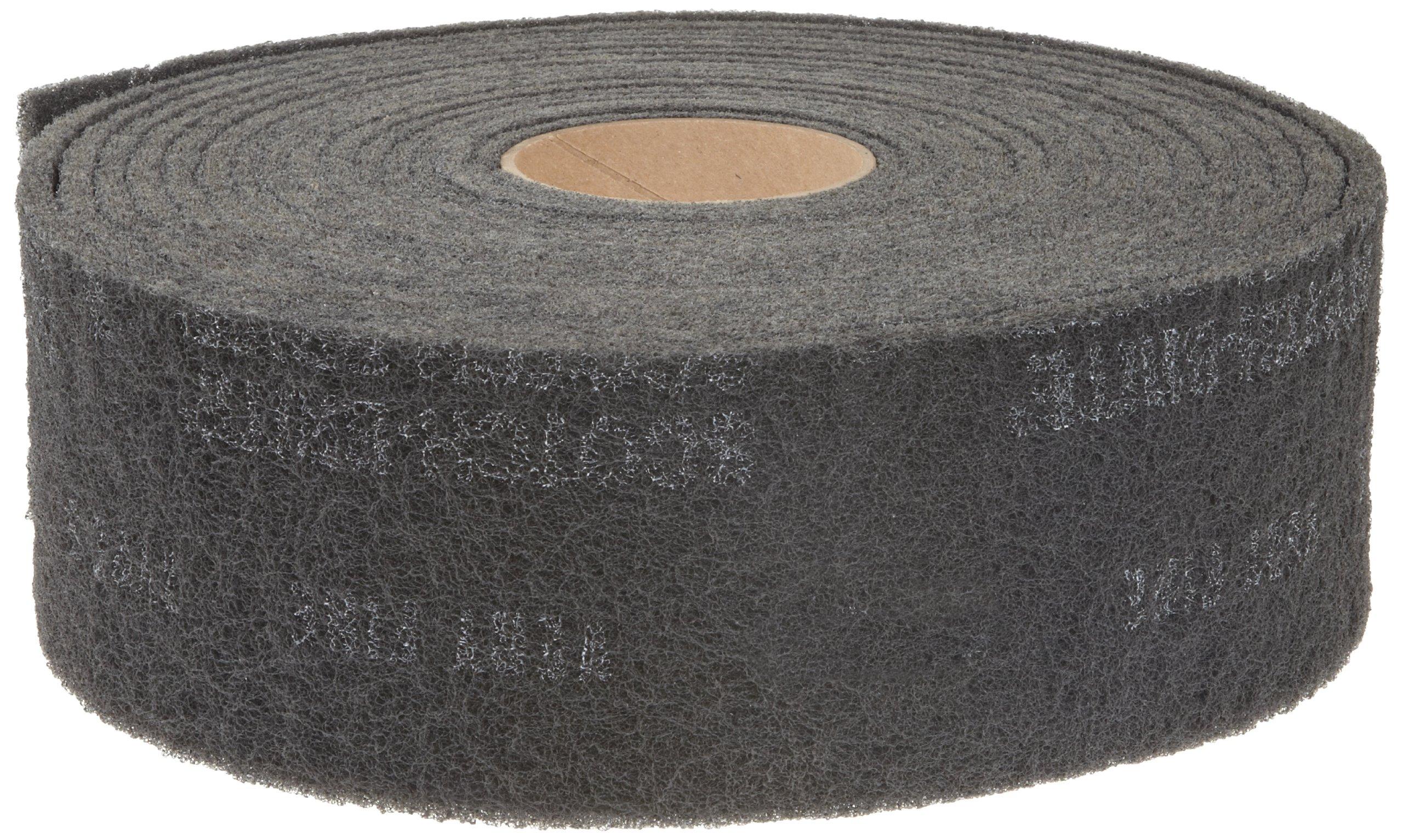 Scotch-Brite(TM) Clean And Finish Roll, 30' Length x 4 Width, Very Fine  (Pack of 3) by Scotch-Brite