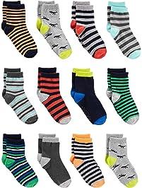 Simple Joys by Carter's baby-boys 12-Pack Sock Crew Socks