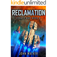 Reclamation: Legacy War Book 6 (English Edition)