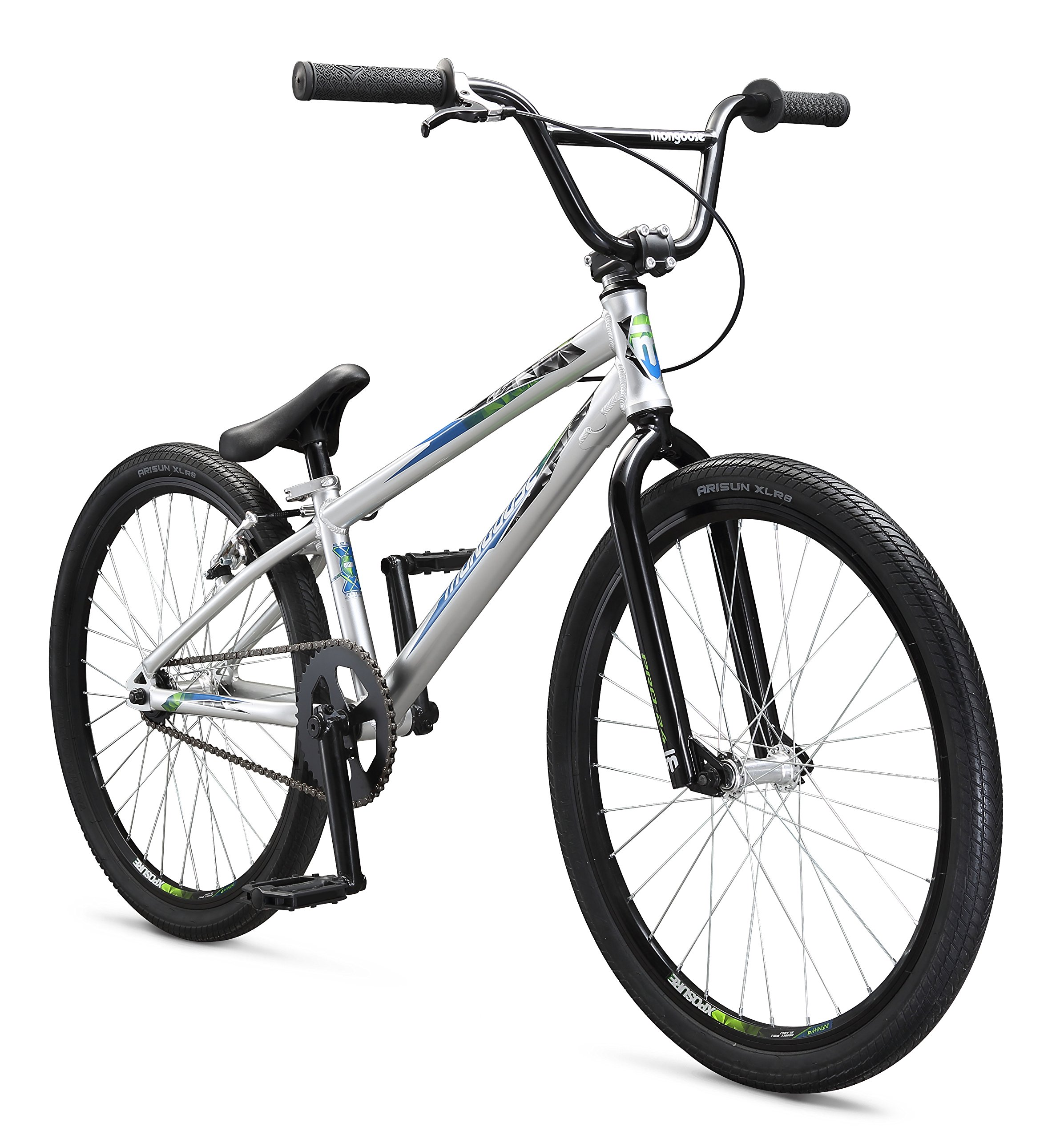 49fe5755519 Mongoose Title 24 BMX Race Bikes, 24-Inch Wheels, Multiple Colors product  image