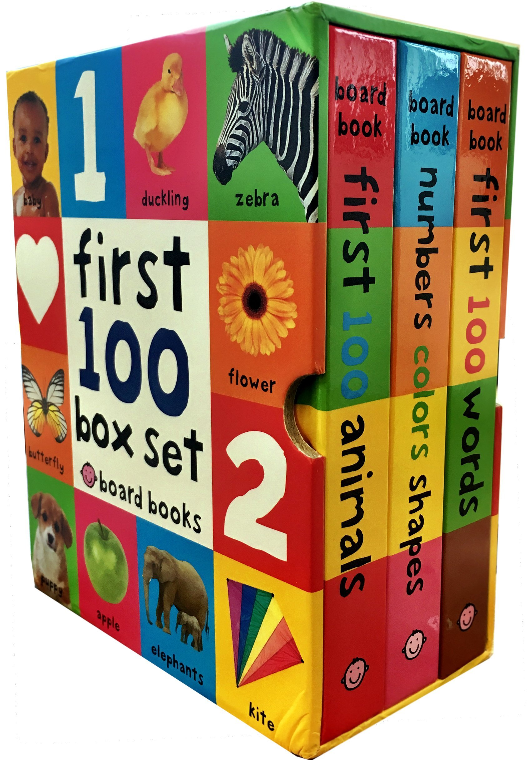 Download First 100 Collection 3 Books Box Set By Roger Priddy (First 100 Soft To Touch Board Books) (First 100 Words, Numbers Colours Shapes, Animals) pdf epub