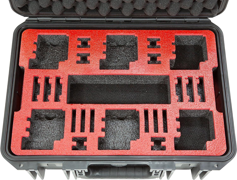 Dual Layer Black iSeries Waterproof GoPro Camera Case SKB Cases 3i-1711-6GP6 SKB