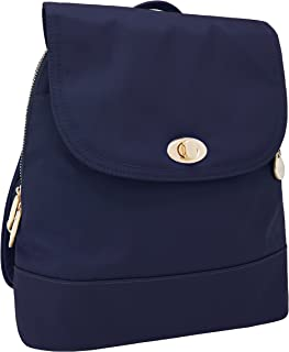 Travelon 43195 341 Anti-Theft Tailored Backpack, Sapphire, One Size TRBO3