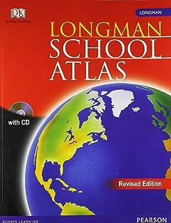 Longman school atlas: scoffham-stephen: 8601404275081: amazon. Com.