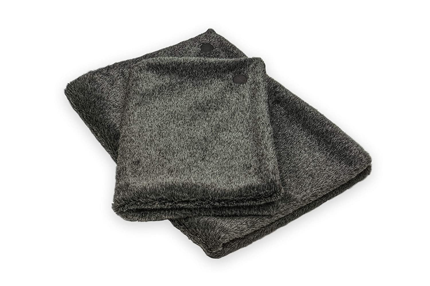 Dog throw blanket Fur Faux with fleece for Travel Dog Accessories