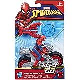 Hasbro Marvel Spider-Man Personaggio con Veicolo Kid Arachnid, B9705eu4
