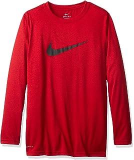 bc2820856b737 Amazon.com  Nike Air Jordan DRI FIT Jersey Legend Long Sleeve T ...