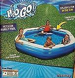 H2O GO Bestway Hexagon Family Pool