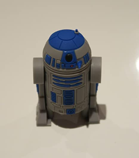minigizmos Starwars R2D2 64 GB USB 2.0 Flash Memory Stick Drive ...
