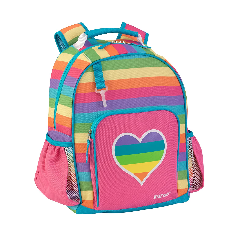 kidkraft backpack rainbow medium toys games
