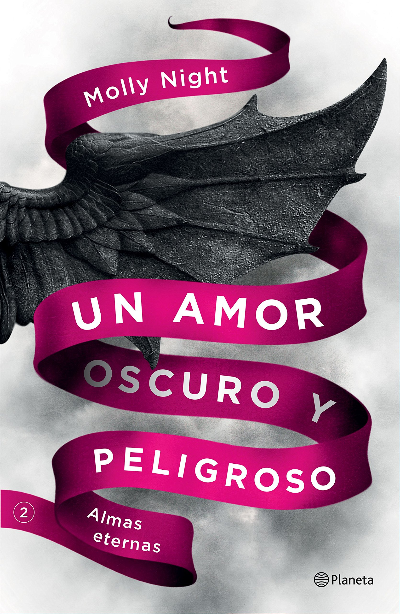 Un Amor Oscuro y Peligroso 2. Almas Eternas Un amor oscuro y peligroso / Dark and Dangerous Love: Amazon.es: Molly Night: Libros
