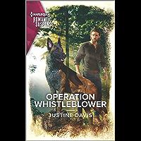 Operation Whistleblower (Cutter's Code Book 13)