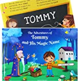 Personalised Bedtime Story Book - A Unique Keepsake Gift - Custom Made - A Wonder Christmas Present
