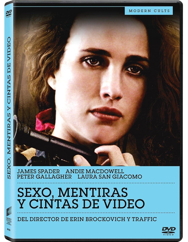Sexo, Mentiras Y Cintas De Video [DVD]: Amazon.es: Andie ...