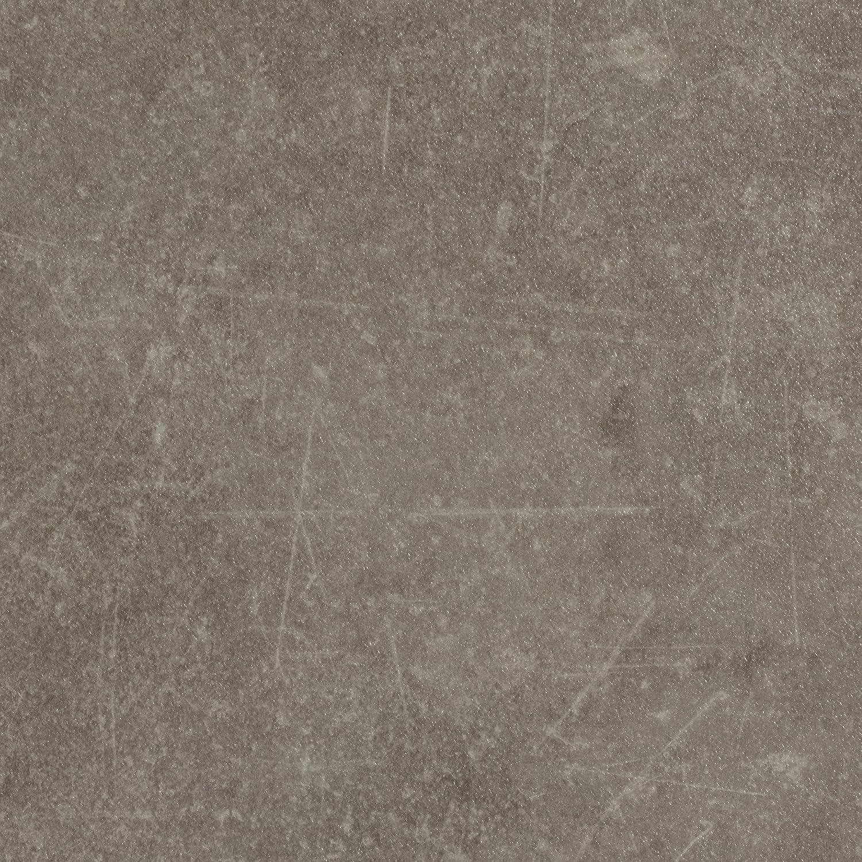 300 400 cm breit BODENMEISTER BM70566 Vinylboden PVC Bodenbelag Meterware 200 Steinoptik Betonoptik grau
