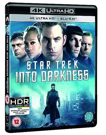 Star Trek Into Darkness Edizione: Regno Unito Italia Blu-ray ...
