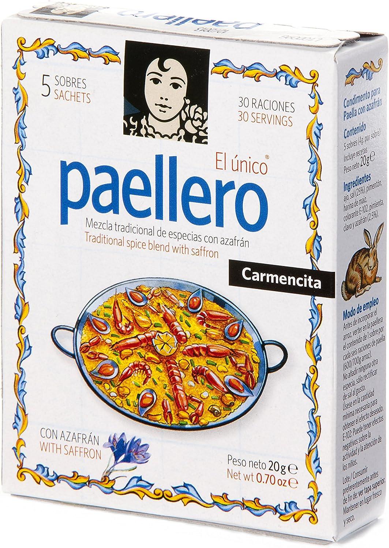 Carmencita - Sazonador para Paella - 20 g