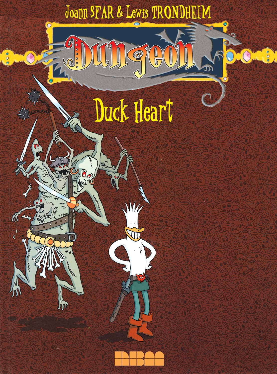 Download Dungeon: Zenith - Vol. 1: Duck Heart pdf epub