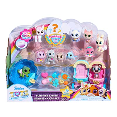 Surprise Babies Nursery Care Set: Toys & Games