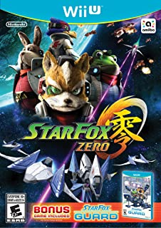 Star Fox Zero + Star Fox Guard - Wii U - Standard Edition